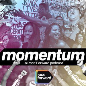 momentum podcst cover art