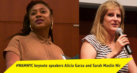 alicia-garza-sarah-maslin-nir-photo-wamnyc-conference-2015