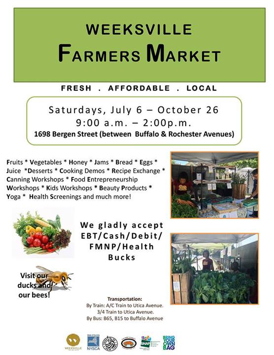 weeksville-farmers-market